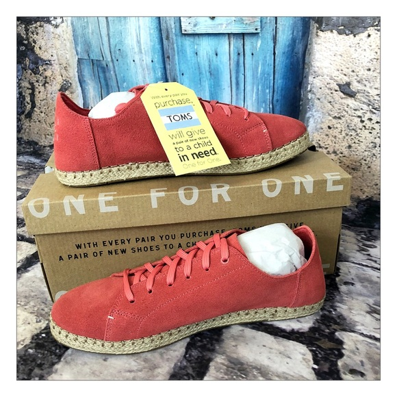 Toms Shoes | Toms Lena Hibiscus Suede